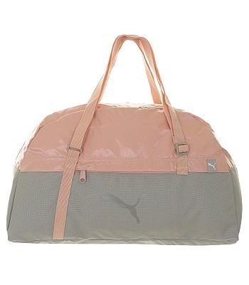 74b144d8c842a bag Puma Core Active Sportbag M EP - Rock Ridge Peach Beige EP -  blackcomb-shop.eu