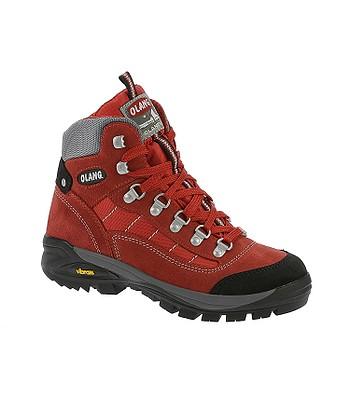 dětské boty Olang Tarvisio Tex - 815 Rosso  f386ad8106