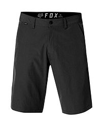 a2e23b629eb kraťasy Fox Essex Tech Stretch - Black