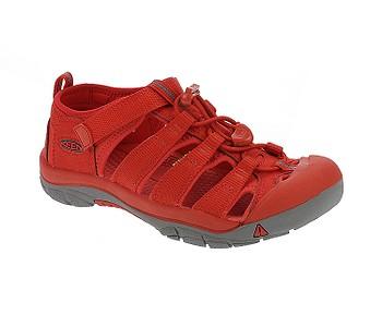 boty Keen Newport H2 - Firey Red