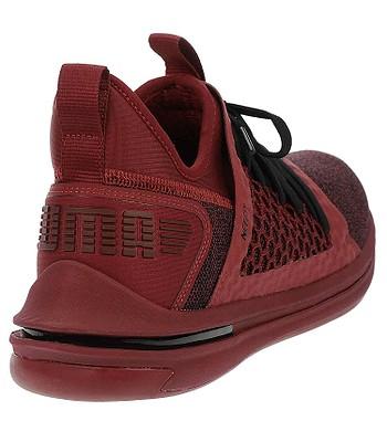 promo code 51804 4c680 shoes Puma Ignite Limitless SR Netfit - Red Dahlia ...