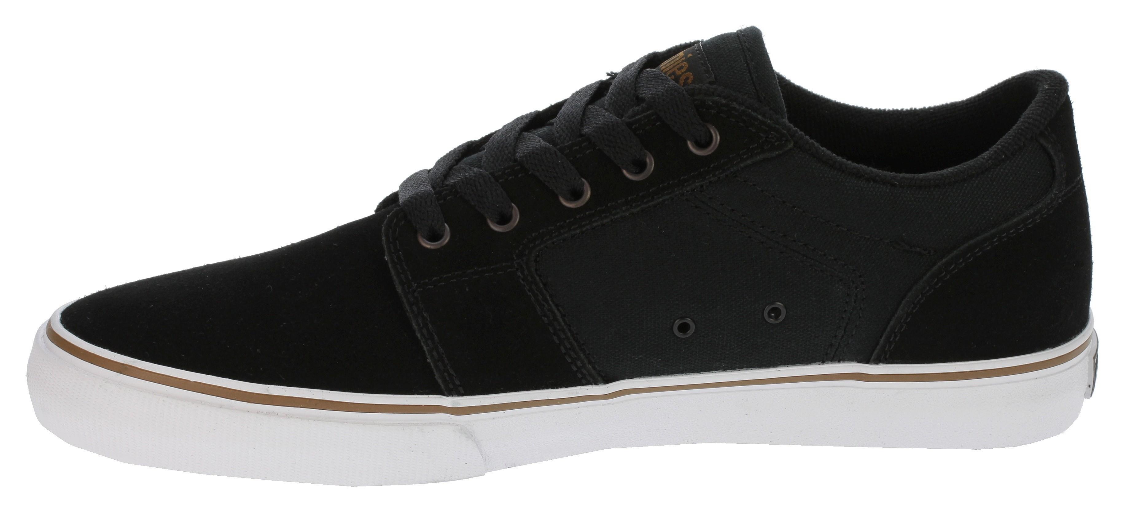 shoes Etnies Barge LS - Black/Bronze
