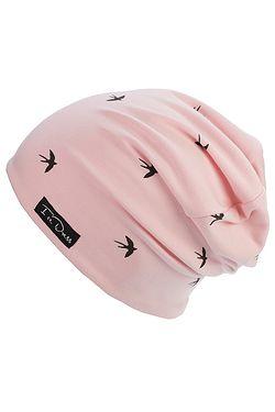 čiapka IceDress Vlaštovky - Light Pink Black 51be1d06480