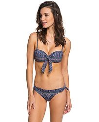 5d6f26413 plavky Roxy Sun Surf And Roxy Bandeau/Surfer - BND5/China Blue New Maiden