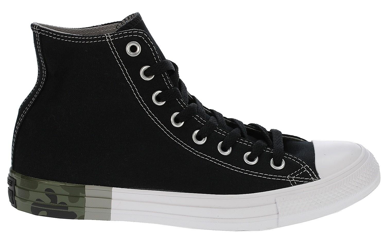shoes Converse Chuck Taylor All Star Tri Block Midsole Hi