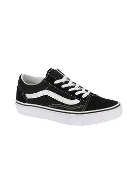 detské topánky Vans Old Skool - Black True White 2beffa3b277