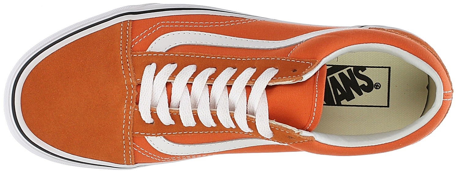 buty vans old skool flame