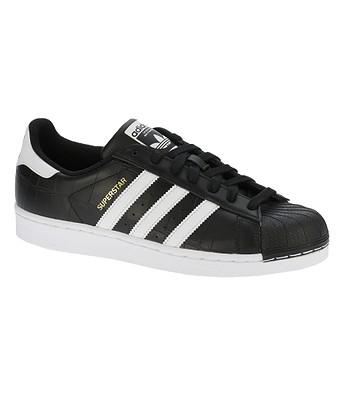 boty adidas Originals Superstar - Core Black White White  991fc3de794