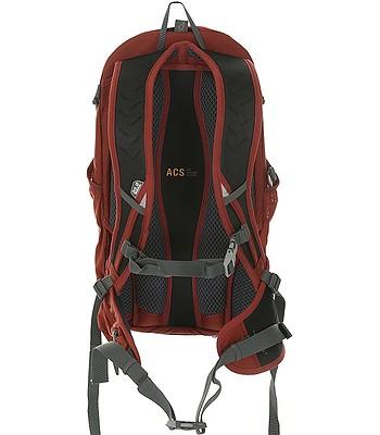 taniej wspaniały wygląd klasyczny backpack Jack Wolfskin Moab Jam 24 - Mexican Pepper ...