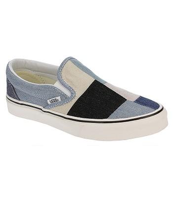 135b3471a847a1 shoes Vans Classic Slip-On - Patchwork Denim - snowboard-online.eu