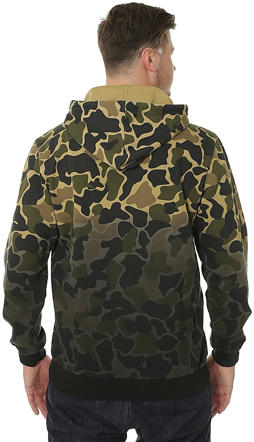 Sweatshirt adidas Originals Camo Hoodie Multicolor