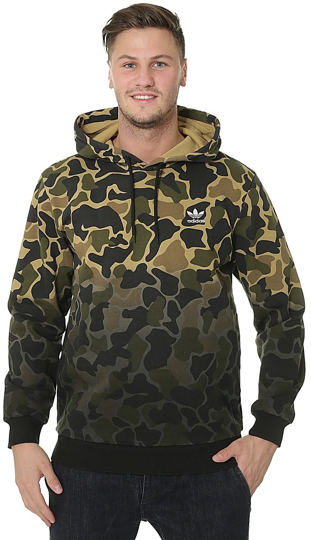 adidas hoodie multicolor