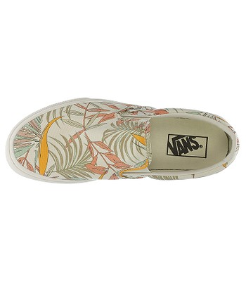 8251ea3369 shoes Vans Classic Slip-On - California Floral Marshmallow Marshmallow. No  longer available.