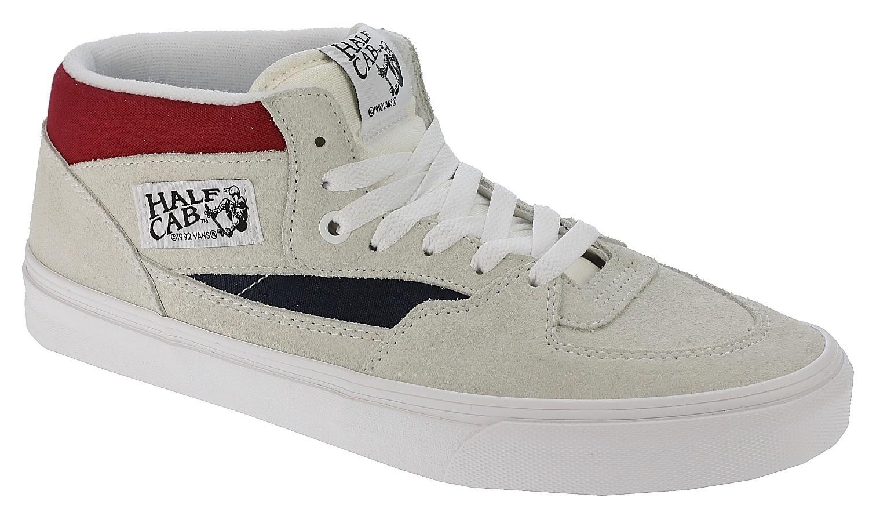 shoes Vans Half Cab - Retro Block/White