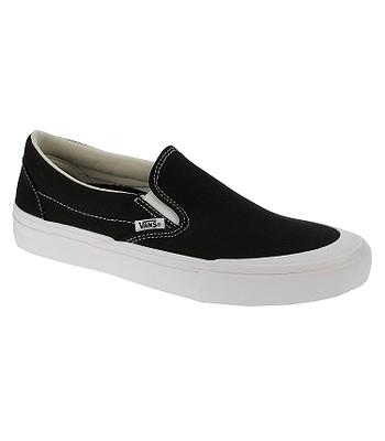 topánky Vans Slip-On Pro - Toe Cap Black White - snowboard-online.sk 27bbf0ddeee
