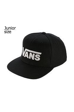 bfe669613 detská šiltovka Vans Drop V II Snapback Youth - Black/White