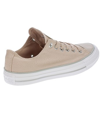 3cb2a61b1e4ac8 shoes Converse Chuck Taylor All Star Tipped Metallic OX - 559889 Particle  Beige Silver. IN STOCK ‐ by 7. 5. at your home -20%