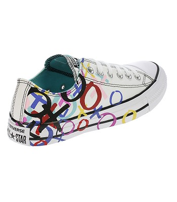 3998f61fd4d35a shoes Converse Chuck Taylor All Star Print OX - 159715 White Hyper Magenta .  No longer available.