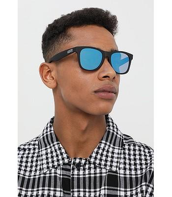 6b30e5dac0369f glasses Vans Spicoli Flat Shades - Black Light Blue. No longer available.