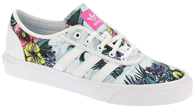 Blanches Chaussures Josef Skateboarding Seibel Ease Adidas Femme Adi ww7Sq