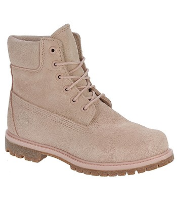 b14be5f7968 boty Timberland Icon 6 Premium Waterproof Boot - A1P7C Light Pink  Suede Suede Collar