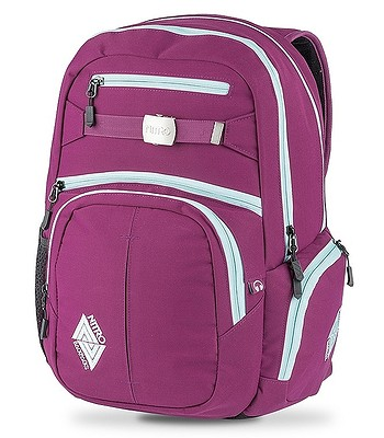 95c3f36bf7d mochila Nitro Hero - Grateful Pink - blackcomb-shop.eu