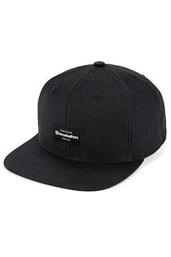 kšiltovka Horsefeathers Reefer Snapback - Black df435a5b99
