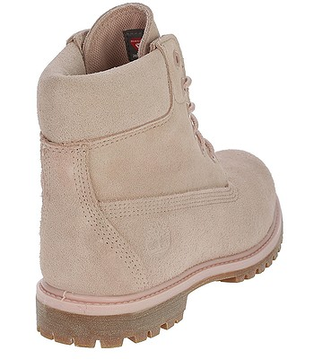 boty Timberland Icon 6 Premium Waterproof Boot - A1P7C Light Pink  Suede Suede Collar fe240788d40