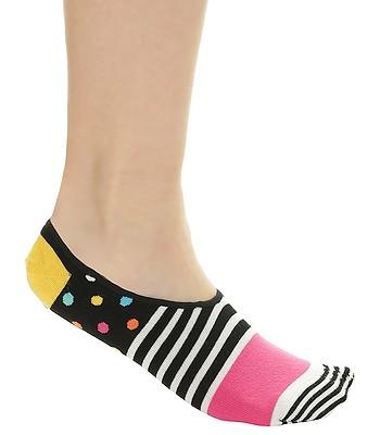 0ddbb4ef820 ponožky Happy Socks Stripes And Dot Liner - SDO06-9000 - snowboard ...