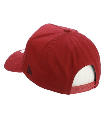 cap New Era 9FO Washed Aframe MLB Boston Red Sox - Scarlet. No longer  available. b6a8589b97c