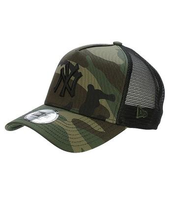 najlepsza cena najtańszy Pierwsze spojrzenie czapka z daszkiem New Era 9FO Camo Team Aframe Trucker MLB ...