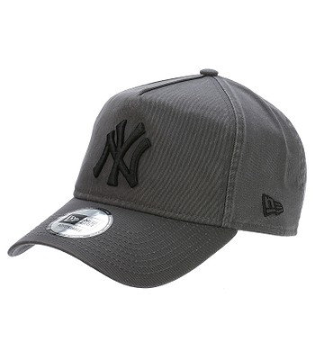 kšiltovka New Era 9FO Washed Aframe MLB New York Yankees - Graphite ... fa02b36d6b