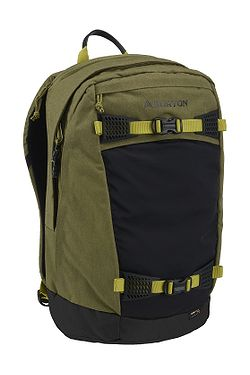 6507f5822b batoh Burton Day Hiker Pro - Olive Drab Cotton Cordura