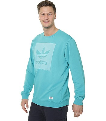mikina adidas Originals Garment Dye Crew - Shock Green - snowboard-online.sk a1a92f43220