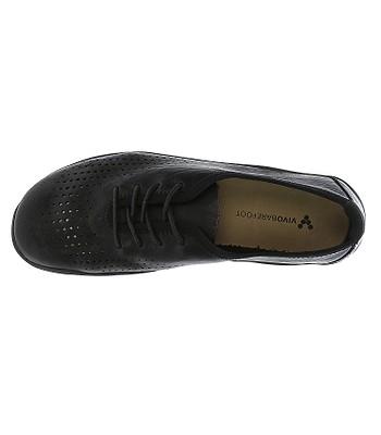 1d0c8a2e05 boty Vivobarefoot Mia J - Leather Black