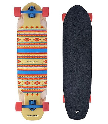 d350d191e6a7d8 longboard Tempish Indigo 37 Downhill - Multicolor - blackcomb-shop.eu