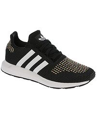 topánky adidas Originals Swift Run - Core Black White Core Black df860b24f07