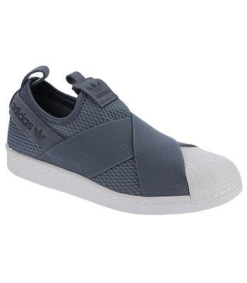 shoes adidas Originals Superstar Slip-On - Raw Steel Raw Steel White -  snowboard-online.eu 8fcdf79ee930