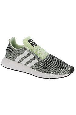 pretty nice 20305 61f32 topánky adidas Originals Swift Run - Aero GreenWhiteCore Back