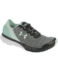 topánky Under Armour Charged Escape - 002 Black White Refresh Mint f24b2b24e4e