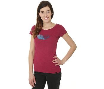 tričko Hannah Sofia - Beaujolais