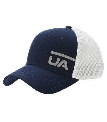 71d562eb289 cap Under Armour Train Spacer Mesh - 408 Academy White Steel -  snowboard-online.eu