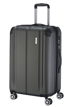 bőrönd Travelite City M - 73048 Gray ... 7daed32d3e