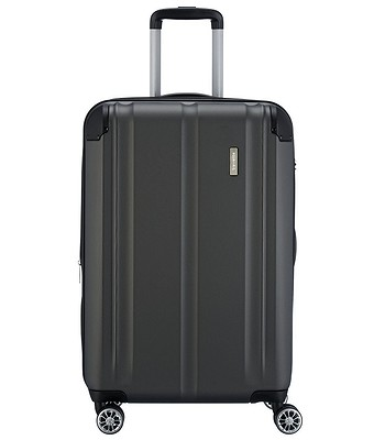 koffer travelite city l 73049 gray blackcomb. Black Bedroom Furniture Sets. Home Design Ideas