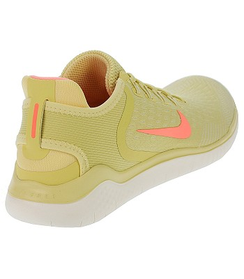 f2200056ded7 shoes Nike Free RN 2018 Summer - Lemon Wash Crimson Pulse Fossil Sail. IN  STOCK -20%