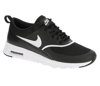 TOPÁNKY NIKE AIR MAX THEA - BLACK WHITE - skate-online.sk 9ffd0ed740