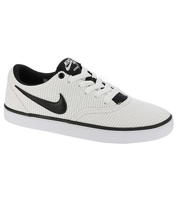a416a59342 shoes Nike SB Check Solar Canvas - White Black White - snowboard-online.eu