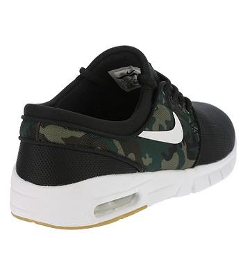 571606ae45 shoes Nike SB Stefan Janoski Max GS - Black/White/Medium Olive/Gum Light  Brown. shoes Nike SB Stefan Janoski Max GS - Black/White/Medium Olive/Gum