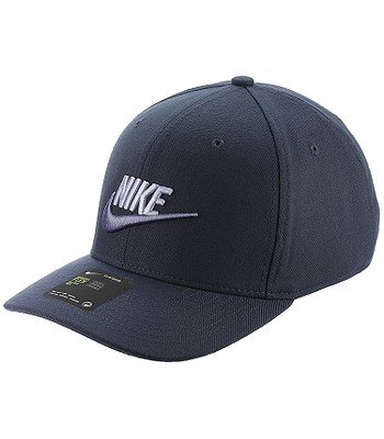 9d0c219b5e1 cap Nike Sportswear Classic 99 - 471 Thunder Blue Black Palest Purple -  blackcomb-shop.eu