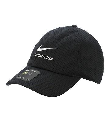 d0da5354db8 cap Nike SB Heritage86 Swoosh Mesh - 010 Black White - blackcomb-shop.eu